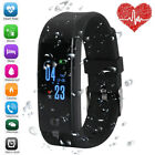 Fit**bit Android iOS Heart Rate Fitness Smart Watch Activity Tracker Wo'men Kids
