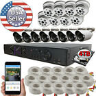 Sikker Standalone 16Ch Channel DVR 1080P Surveillance Camera security System lot