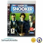 World Snooker Championship 2007 (PS3) **GREAT CONDITION** $23.49 AUD on eBay