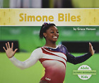 Simone Biles (Olympic Biographies), Very Good Condition Book, Hansen, Grace, ISB