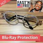 Hip Hop Migos Quavo Diamond Rapper Shinny 14K Gold Framed glasses Multiple Color