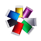 Bubble Envelopes Colour Padded Packing Mailing Mail Postal Metallic foiled Bags