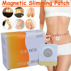 50PCS Magnetic Abdominal Body Slimming Patch Slim Navel Sticker Fat Burnining