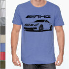 Mercedes R171 SLK AMG Custom Design Racing T-Shirt Multi Colors & Sizes image
