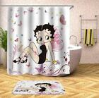 Betty Boop Butterflies Shower Curtain $31.2 AUD on eBay