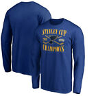 St. Louis Blues 2019 Stanley Cup Champions Long Sleeve Shirt $22.99 USD on eBay