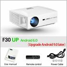 Mini Full HD LED Projector 1920x1080P 6500 Lumen HDMI 3D Beamer For Home Cinema