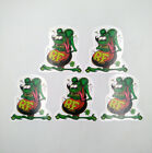 5pcs/10pcs 10 Styles Ed Roth Hot Rods Rat Fink Decal Big Daddy Bicycle Stickers