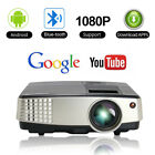 Android WIFI Projector Home Theater Camping HD Video Movies Entertainment HDMI