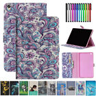 For Huawei Mediapad T3 M3 Lite M5 M6 Tablet Magnetic PU Leather Case Stand Cover