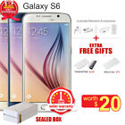 New Samsung Galaxy S6 G920f Lte 4g Mobile 32gb Smartphone In Sealed Box