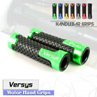 Motorcycle 7/8'' Handle Bar Gel Hand Grips for KAWASAKI Versys 300X 650CC 1000 $8.92 USD on eBay