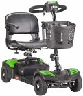 Drive Medical SFSCOUT4 Scout Compact Travel Power Scooter,  4 Wheel