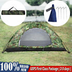 1-3 Person Waterproof Outdoor Camping 4 Season Folding Tent Camouflage Hiking