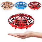 360° Sensor-guided Smart Mini Hand-Control Drone Helicopter UFO Throw fly Toy US