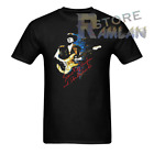 LIMITED EDITION Stevie Ray Vaughan and Double Trouble 1990 tour T-Shirt USA image