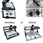 CNC 3018 Pro Machine Router 3Axis Engraving PCB Wood Carving Milling Kits Sliver image