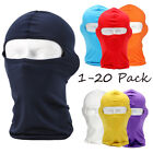 Thin Cycling Lycra Balaclava Breathable Sun Ultra UV Protection Full Face Mask