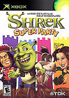 Shrek: Super Party - Original Xbox Game - disc only