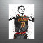 Trae Young Atlanta Hawks Poster FREE US SHIPPING on eBay