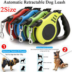 Retractable Extending Lead Leash Soft Grip Long Reach Clip Retractable Dog Leads