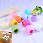 1Roll raffia ribbon cord packaging paper rope packing wedding party decoratioSN