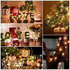 Led Party String Lights Waterproof Copper Wire Fairy Outdoor Home Garden Decor