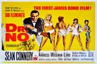 JAMES BOND - DR NO - POSTER - 4 DIFFERENT SIZES  (B2G1 FREE!!) $15.63 AUD on eBay