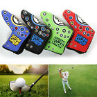 Putter Cover Headcover for Blade Golf Putter Golf Club Head Covers Cute Clown