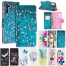 Magnetic Leather Wallet Flip Case Cover For Samsung Galaxy Note 10/Note 10 Plus