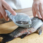Fish Skin Brush Scraping Fast Remove Fishing Scale Brush-Grater Fish Scale*Knife