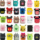 3D Cute Disney Cartoon Earphone Protective Case For Apple Airpods Charging Cover £2.99  on eBay