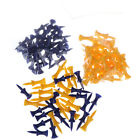 50x Plastic Golf Tees Step Down Count Graduated Fast Ship Sport Goods ~ CO VCG