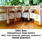 1kg RAW ORGANICALLY PURE HONEY 100% free from chemicals, pesticides 2020 HARVEST