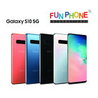 Samsung Galaxy S10 5G SM-G977N 256GB - Unlocked Smartphone Excellent Condition