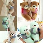 Cartoon Bear Curtains Buckle Plush Toys Window Curtain Tieback Rope Home Decor S