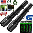 Kyпить Tactical Police 990000Lumens 5 Modes 18650 T6 LED Flashlight Aluminum Zoom Torch на еВаy.соm