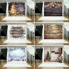 Kyпить Christmas Photography Backdrop Wood Wall Snowflake Gold Glitter Photo Background на еВаy.соm