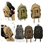 Kyпить Men Canvas Backpack Rucksack Travel Sport Hiking Schoolbag Laptop Notebook Bags на еВаy.соm