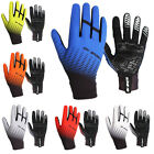 Polyester Fiber Lycra Gloves Motorcycle Cycling Bicycle Accessories Durable