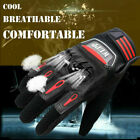 Breathable Motorcycle Gloves Full Finger Racing Off Road Racing Driver's Gloves