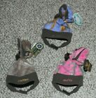 NEW Toddler Warm Winter Hat & Mittens Set Camo Boy or Girl Realtree Fleece