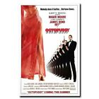 Octopussy 20x30/24x36inch 007 James Bond Movie Silk Poster Door Room Decal $9.99 USD on eBay