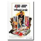 Live and Let Die 12x18/24x36inch 007 James Bond Movie Silk Poster $6.99 USD on eBay