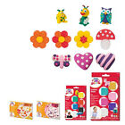 Kids Modelling Clay By Fimo Arts & Crafts Basic Pastel Colour Sets image