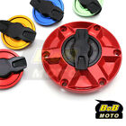 RED FCR 1/4 Quick Lock Gas Fuel Cap For Triumph Rocket III 04 05 06 07 08 09 $55.8 USD on eBay