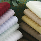 100% EGYPTIAN COTTON DUVET COVER SET 1000 THREAD COUNT STRIPED COLOR image