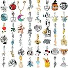 European Silver Charm Pendant Beads FOR DIY 925 charms Bracelet Chains Bangles image