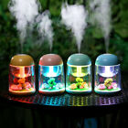 Home/Car Air Humidifier Diffuser Essential Oil Mist Purifie Bedroom Night Light