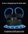 Wireless Headphones Foldable Stereo Earphones Super Bass Headset Mic Sports UK